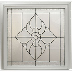 DF2626SPFLNK Decorative Glass Windows