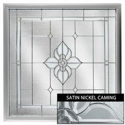 DF4848SPFLNK Decorative Glass Windows