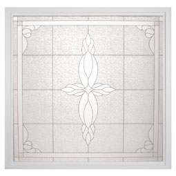 DECO4949CA Decorative Glass Windows