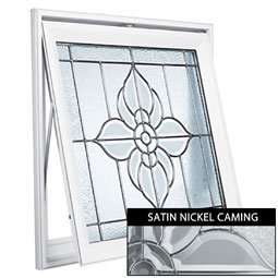 DA2929SPFLSK Decorative Glass Windows