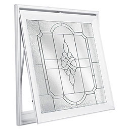 DA2929VCPEBK Decorative Windows