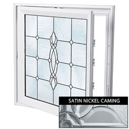 DC2929CRFTSK Decorative Glass Windows