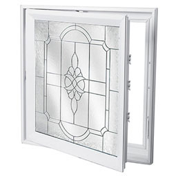 DC2929VCPEBK Decorative Glass Windows