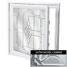DC2929VCPESK Decorative Glass Windows