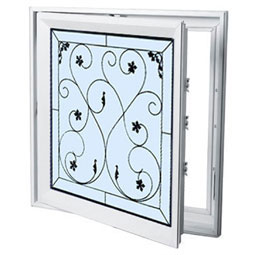 DC2929WRIN Decorative Glass Windows