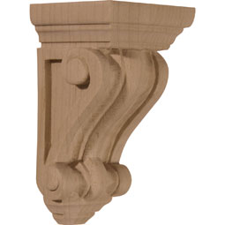 Devon Traditional Wood Corbel