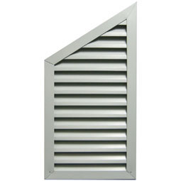 GVAHL590 Aluminum Gable Vents