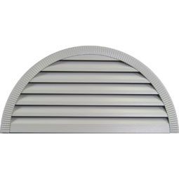 GVAHR120 Aluminum Gable Vents