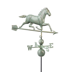 GD958V1 Full Size & Story Weathervanes