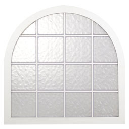 8RT01 Round Top Windows