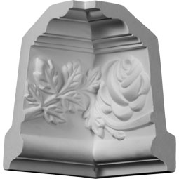 MIC02X05RO Ornate Crown Moulding