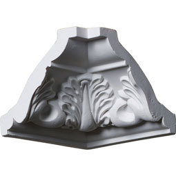 MIC03X03LE Crown, Cove & Cornice Moulding