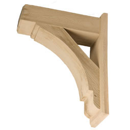 BKT14X30X7-5S Faux Timber Brackets & Corbels