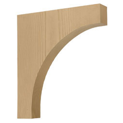BKT22X24X4S Faux Timber Brackets & Corbels