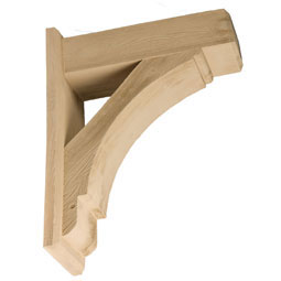 BKT22X30X8S Faux Timber Brackets & Corbels