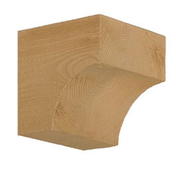 BKT5X5S Faux Timber Brackets & Corbels