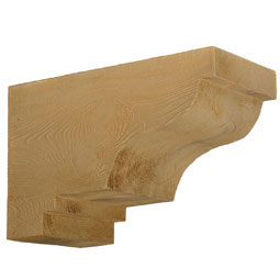 COR16X10X8S Faux Timber Brackets & Corbels