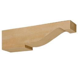 COR24X6X5S Faux Timber Brackets & Corbels