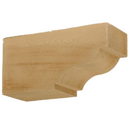 COROGD15X7S Faux Timber Brackets & Corbels
