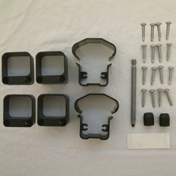 ARR125LVRBK Components & Accessories