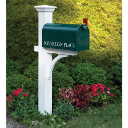 GD999191 Mailboxes & Posts
