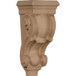 Traditional Wood Corbel