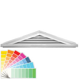00470404 Vinyl Gable Vents