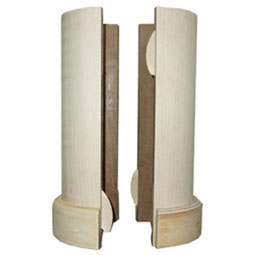 LC0608PG Lally Column Covers