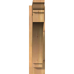 Imperial Rustic Timber Wood Outlooker