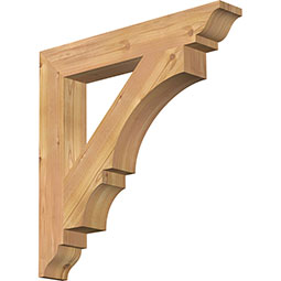 Balboa Rustic Timber Wood Bracket