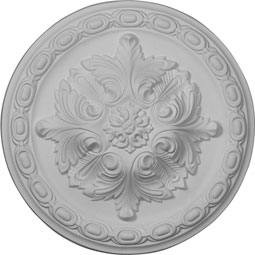 "CM11AC 4"" to 17"" Ceiling Medallions"
