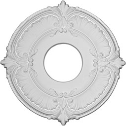 "CM12AT 04"" to 17"" Ceiling Medallions"