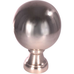 DV105LNB Nickel Finials