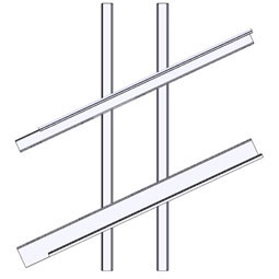 RCW-ST-8 Wainscot Components & Accessories