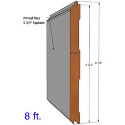 MP-6-8 Wainscot Components & Accessories