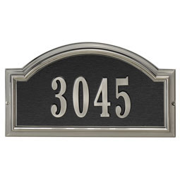 WH12798 Address Plaques