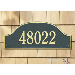 WH1242 Architectural Plaques