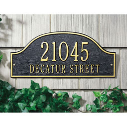 WH1138 Architectural Plaques