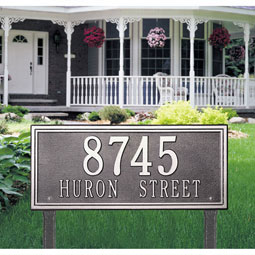WH6115 Architectural Plaques