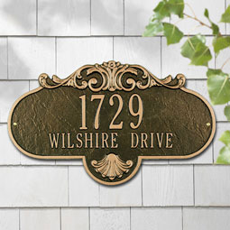 WH2018 Decorative Plaques