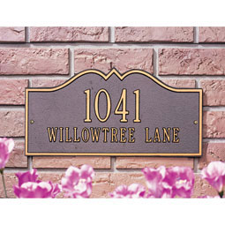 WH1184 Decorative Plaques