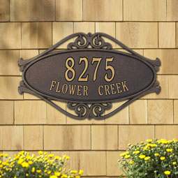 WH5517 Decorative Plaques