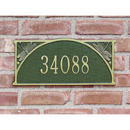 WH3025 Address Plaques