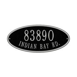 WH4007 Address Plaques