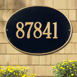WH2926 Oval Plaques