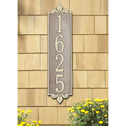 WH2996 Address Plaques