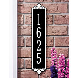 WH3001 Address Plaques