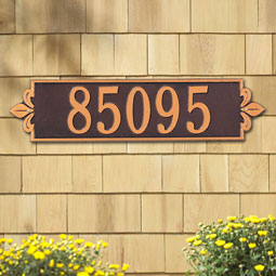 WH2997 Vertical Plaques