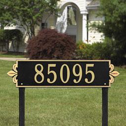 WH2993 Vertical Plaques