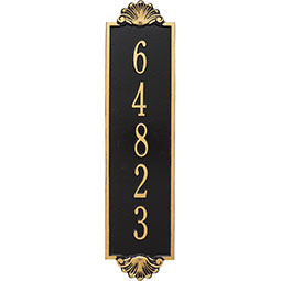 WH2983 Vertical Plaques